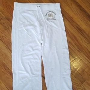 Victoria's Secret PINK sweatpants, women's size L